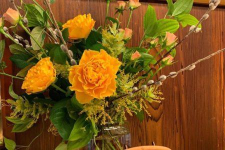 幸せの黄色いお花達